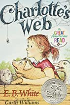 Charlotte's Web (Trophy Newbery) by E.…