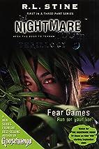 Fear Games by R. L. Stine