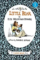 Little Bear (An I Can Read Book) by Elsa…