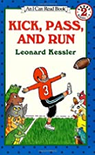 Kick, Pass, and Run (I Can Read Book 2) by…