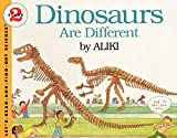 Aliki: Dinosaurs Are Different