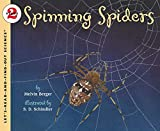 Berger, Melvin: Spinning Spiders (Let's-Read-and-Find-Out Science 2)