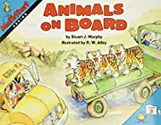 Animals on Board (MathStart 2) by Stuart J.…