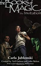 The Books of Magic #1: The Invitation (Books…