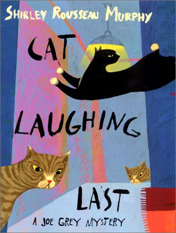Cat Laughing Last