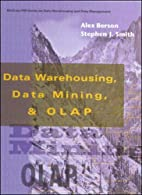 Data Warehousing, Data Mining, and OLAP…