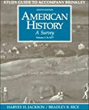 American History Vol. 1 A Survey