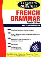 Schaum's Outline of French Grammar by…