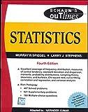 Murray R Spiegel: Statistics, 4/e (Schaum's Outline Series) (SIE)