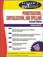 Schaum's Outline of Punctuation,…