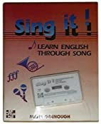 Sing It: Sampler by Mildred Grenough