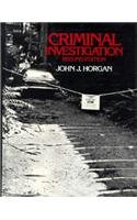 Criminal Investigation by John J. Horgan