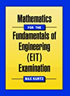 Mathematics for the Fundamentals of…
