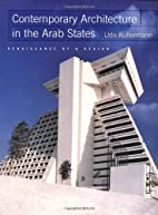 Contemporary Architecture in the Arab…
