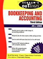 Schaum's Outline of Bookkeeping and…