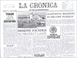 Miller, R.: La Cronica: The Voice of Northern Mexico