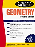 Rich, Barnett: Schaum&#39;s Outline of Theory and Problems of Geometry: Includes Plane, Analytic, Transformational, and Solid Geometries