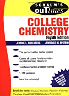 Theory and Problems of College Chemistry by…