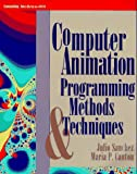 Sanchez, Julio: Computer Animation: Programming Methods & Techniques