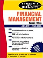 Schaum's Outline of Financial Management by…