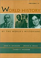 World History By The World's Historians,…