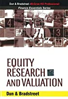 Equity Research And Valuation by Dun &…