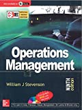 William Stevenson: Operations Management With Student DVD (Special Indian Edition)