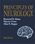 Principles of Neurology by Raymond D. Adams