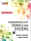 Michael Roberts: Fundamentals Of Signal And Systems (Sie)