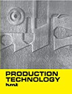 Production Technology by Hindustan Machine…