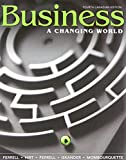 O. C. Ferrell: Business: A Changing World with Connect Access Card, Fourth Canadian Edition