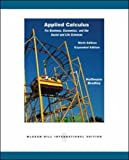 Hoffmann, Laurence D.: Applied Calculus for Business, Economics, and the Social and Life Sciences