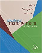 Strategic Management by Lumpkin