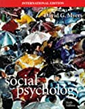 David G. Myers: Social Psychology (McGraw-Hill International Editions)