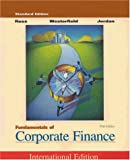 Stephen A. Ross: Fundamentals of Corporate Finance: Standard Edition