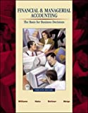 Williams: Financial and Managerial Accounting