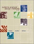 Systems Analysis and Design Methods by…