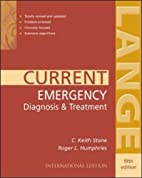 Current Emergency Diagnosis and Treatment by…