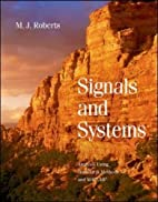 Signals and Systems: Analysis Using…