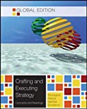Thompson, Arthur A.: Crafting and Executing Strategy: Concepts and Readings,with Connect