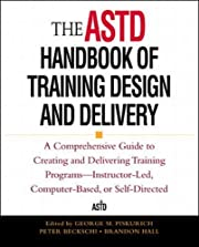 The ASTD Handbook of Training Design and…