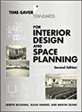 Panero, Julius: Time-Saver Standards for Interior Design and Space Planning