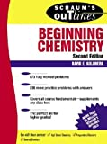 Goldberg, David E.: Schaum's Outline of Theory and Problems of Beginning Chemistry