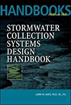 Stormwater Collection Systems Design…