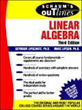Lipschutz, Seymour: Theory and Problems of Linear Algebra