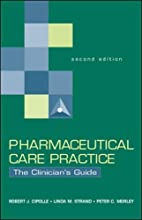 Pharmaceutical Care Practice: The…
