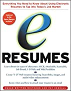 e-Resumes: Everything You Need to Know About…