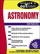 Schaum's Outline of Astronomy by Stacey…