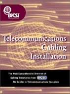 Telecommunications Cabling Installation by…