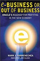 ebusiness or Out of Business: Oracle's…
